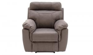 Baxter-1-Seater-Recliner-Brown-Front