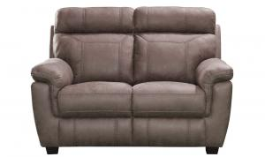 Baxter-2-Seater-Fixed-Brown-Front