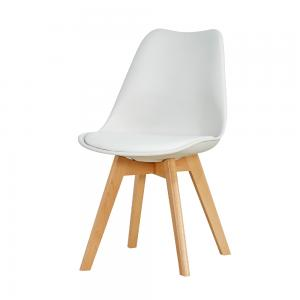 Baxter White Dining Chair
