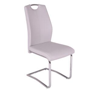 Elena Light Grey Dining Chair