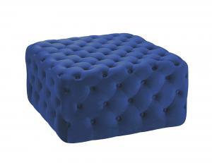 Franco Footstool Blue