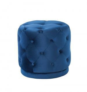Kendall Footstool Blue