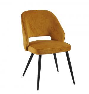 Sutton Mustard Dining Chair
