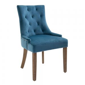 Sandy Blue Chair