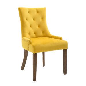 Sandy Gold Chair