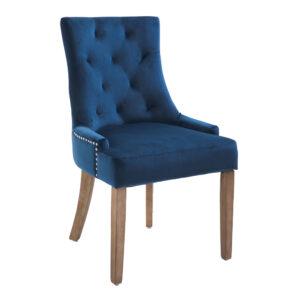 Sandy Navy Chair
